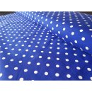 Uni Dots dunkelblau