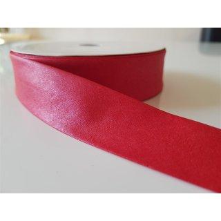Schrägband rot