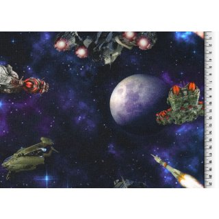 Weltraum Planeten Raumschiffe Jersey