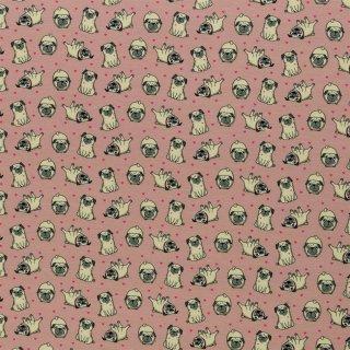Jesse Möpse Jersey rosa