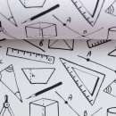 Kim, Geometrie Baumwolle Webware