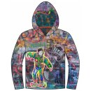 Graffiti Skateboard Panel Sweat