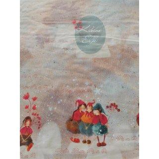 Lillestoff - Kleine Elfe Panel , Summersweat