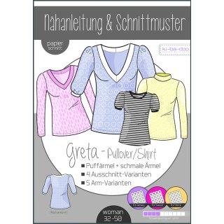 Greta Pullover / Shirt Damen