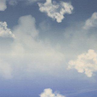 Cloudy Sky by Lycklig Design Blau