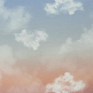Cloudy Sky by Lycklig Design Koralle