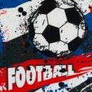 Klaas - Fussball blau