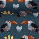 Savana Friends, Vogel Herz