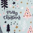 Noel Weihnacht Baumwolle Webware