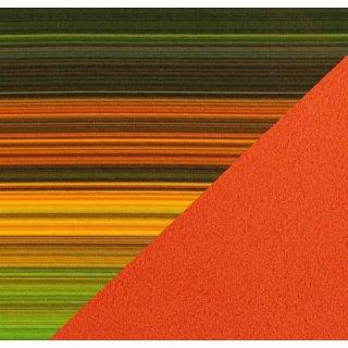 Robin Nano Softshell Streifen bunt/ dunkelgrün
