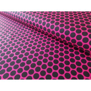 Lots of Dots Punkte, pink by Lycklig Design