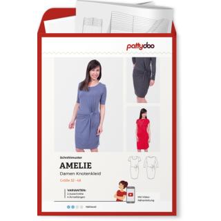 """Damenknotenkleid """"Amelie"""""""
