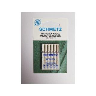 Schmetz Microtex Nähmaschinennadeln 60 - 80