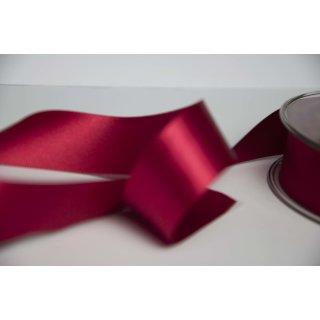 Satinband 2,5cm breite Rot